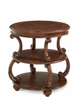 AICO Victoria Palace Round End Table AI-61225-29