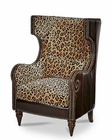 AICO Victoria Palace Wing Chair - Leopard AI-61936-LEOPD-29