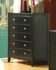 Alpine 5 Drawer Chest Vista ALSV-05