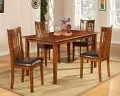 Alpine 5 pc Dining Set Silverton AL661