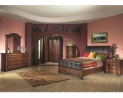 Alpine Bedroom Set Lafayette AL351SET