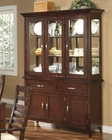 *Alpine Buffet and Hutch Livingston AL6533