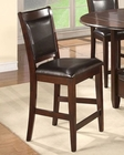 Alpine Counter Height Chair Morgan AL259-23 (Set of 2)