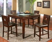 Alpine Counter Height Dining Set Lakeport AL552