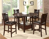 Alpine Counter Height Dining Set Morgan AL259