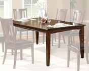 Alpine Dining Table Bradbury AL637-21