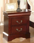 Alpine Night Stand Louis Philippe 2 AL2702