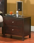 Alpine Night Stand Solana ALSK-02