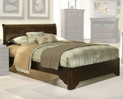 Alpine Sleigh Bed Chesapeake AL3200BED