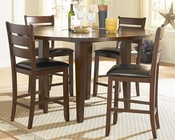 Ameillia Countrer Height Dining Room Set EL-586-36RDs