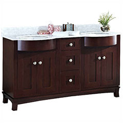 American Imaginations - Double Sink Vanities