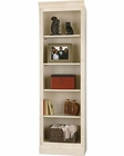 Antique Vanilla Bunching Bookcase Oxford by Howard Miller HM-920-011