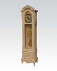 Antique White Grandfather Clock by Acme Furniture AC97080