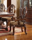 Arm Chair in Cherry MCFD6008-A (Set of 2)