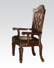 Arm Chair Vendome Cherry by Acme Furniture AC60004 (Set of 2)