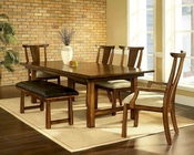 Asian Style Dining Set Dakota Somerton SO-425-62Set
