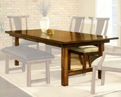 Asian Style Dining Table Dakota Somerton SO-425-62