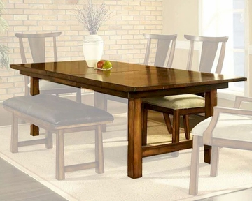 asian style dining table asian style dining table dakota somerton so 425 62 7925