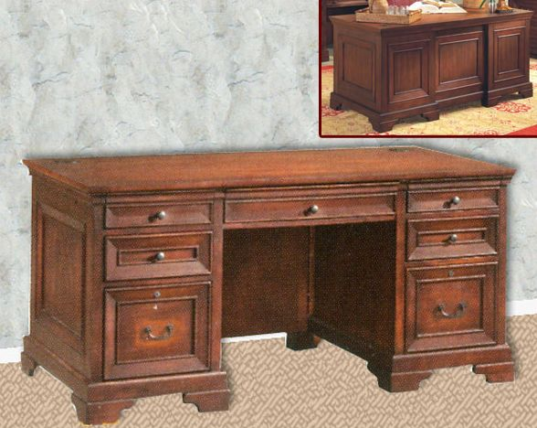 Aspen 66 Executive Desk As40 303