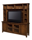 Aspen 77in TV Console and Hutch Cross Country AS-IMR-1627-38