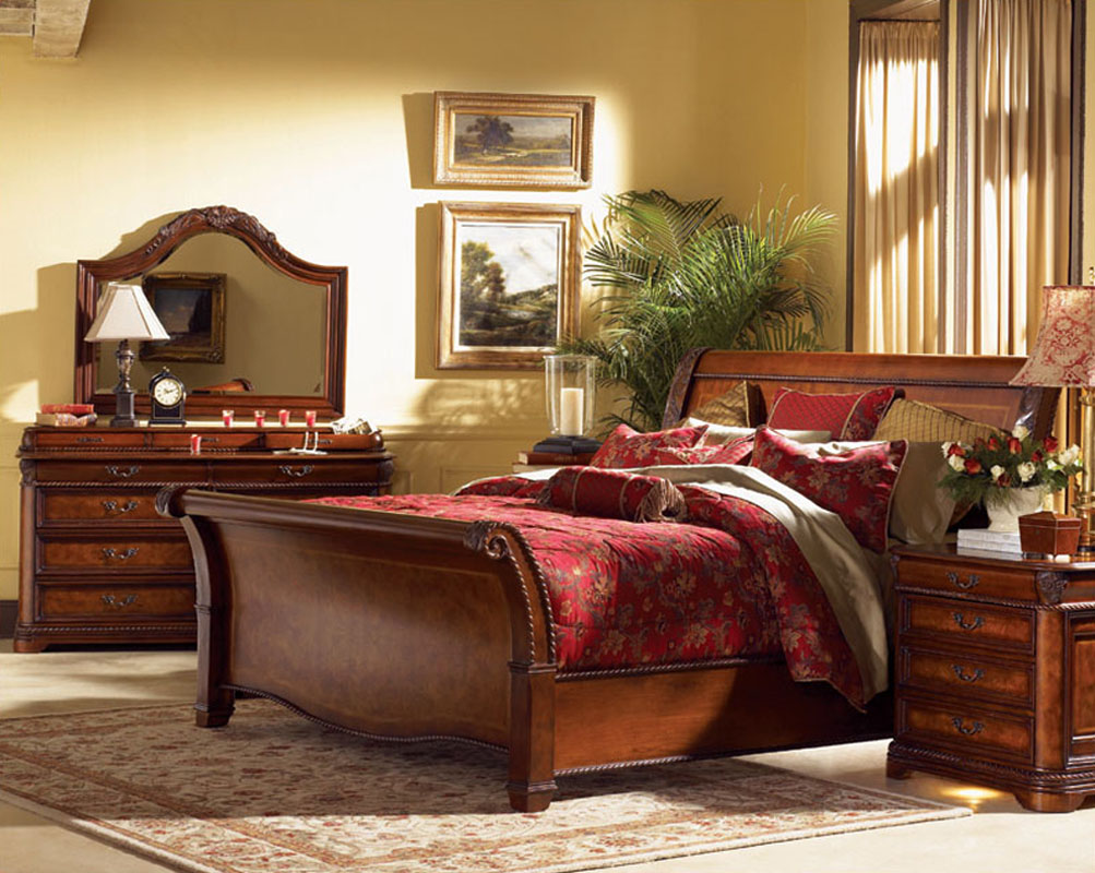 Aspen bedroom napa as i74 404set Aspen home bedroom furniture prices