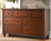 Aspen Cambridge Double Dresser ASICB-454-BCH
