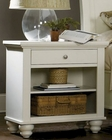Aspen Cambridge Night Stand with One Drawer ASICB-451-BCH