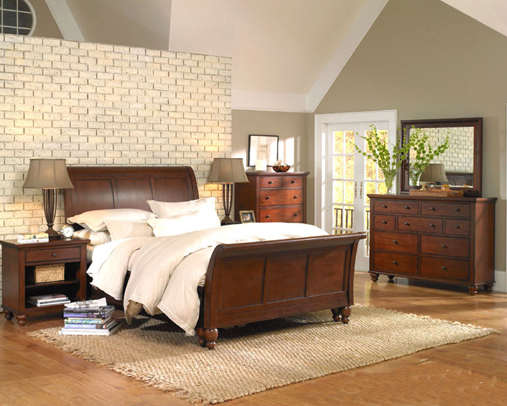 aspen home cambridge bedroom set