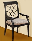 Aspen Dining Room Furniture - Fret Back Dining Arm Chair AS88-6600A