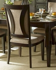 Aspen Dining Side Chair in Espresso ASIKJ-6620S