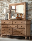 Aspen Dresser and Mirror Spruce Bay AS-I72-453-62