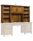"Aspen Furniture 78"" Modular Hutch Cross Country ASIMR-3078"