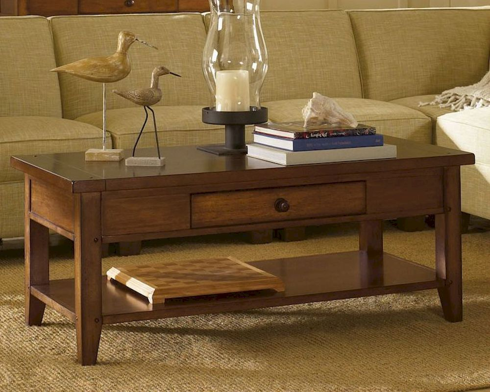 Aspen Furniture Coffee Table Cross Country Asimr 910