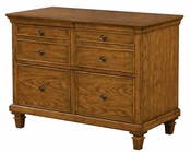 Aspen Furniture Combo File Cabinet E2 Class Harvest ASI15-378
