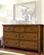 Aspen Furniture Dresser Cross Country ASIMR-454