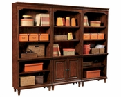 Aspen Furniture E2 Class Villager Library Wall ASI20-332-33-CHY
