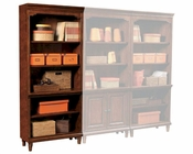 Aspen Furniture E2 Class Villager Open Bookcase ASI20-333-CHY