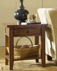 Aspen Furniture End Table Cross Country ASIMR-914