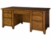 Aspen Furniture Executive Desk Cross Country ASIMR-303