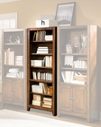 Aspen Furniture Open Bookcase Cross Country ASIMR-333