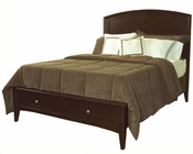 Aspen Kensington Panel Bed w/Storage ASIKJ-412PANEL
