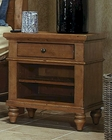 Aspen One Drawer Nightstand Spruce Bay AS-I72-451