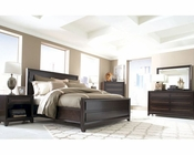 Aspen Queen/King/Cal King Panel Bedroom Modena AS-I83-412Set