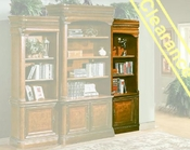 Aspen Right Facing Bookcase AS74-335