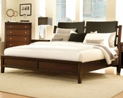 Aspen Sleigh Bed Genesis AS-I10-400BEDL