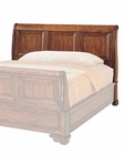 Aspen Sleigh Bed Headboard Centennial AS49-40-2
