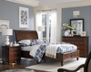 Aspenhome Bedroom Set w/ Storage Bed Madison ASIA200-400SSET