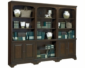 Aspenhome Bookcase Wall Essex ASI24-332-3
