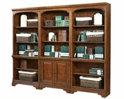 Aspenhome Bookcase Wall Hawthorne ASI26-332-3