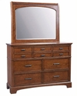 Aspenhome Chesser w/ Mirror Cherry Forge ASI12-455-64